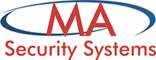 MA Security Systems Logo
